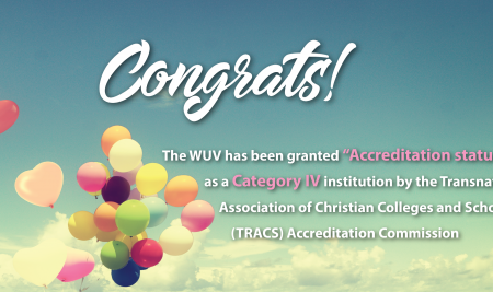 TRACS Accreditation